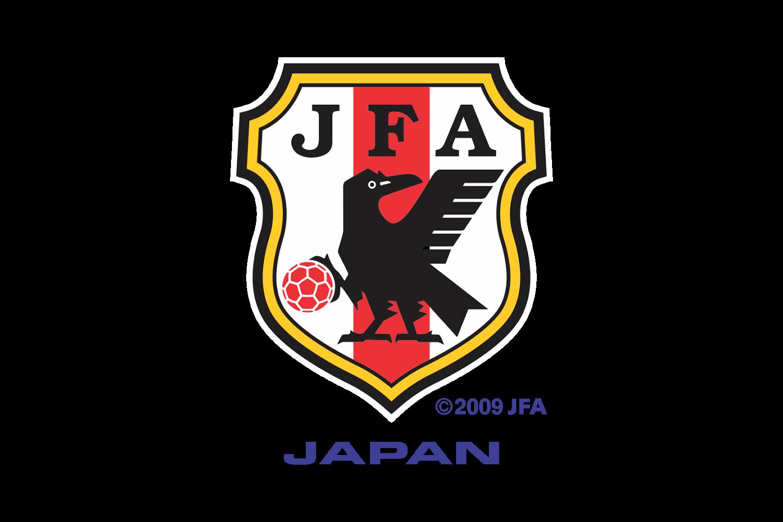 Japan Football Team Logos