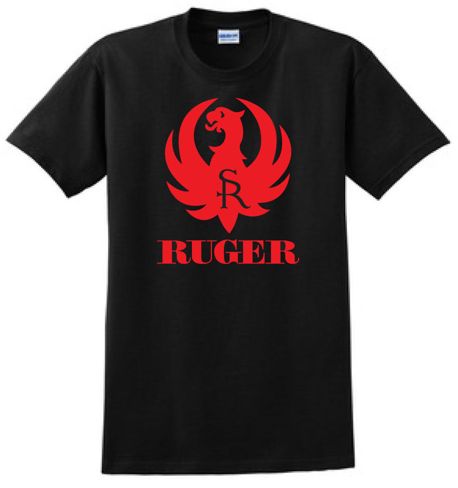 b453adde3 Ruger t shirts old Logos