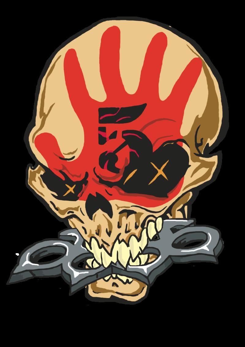 Five Finger Death Punch Logos