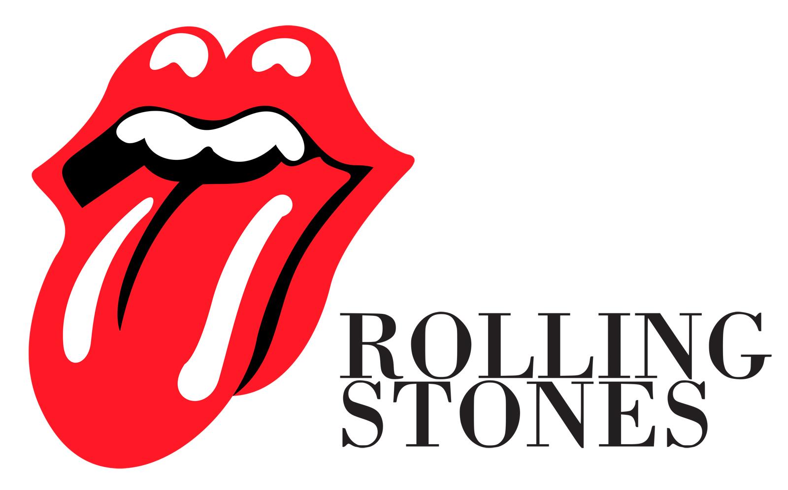 Rolling stones lips Logos