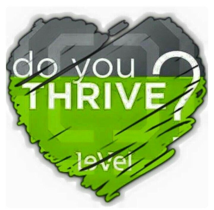 Le Vel Thrive Logos