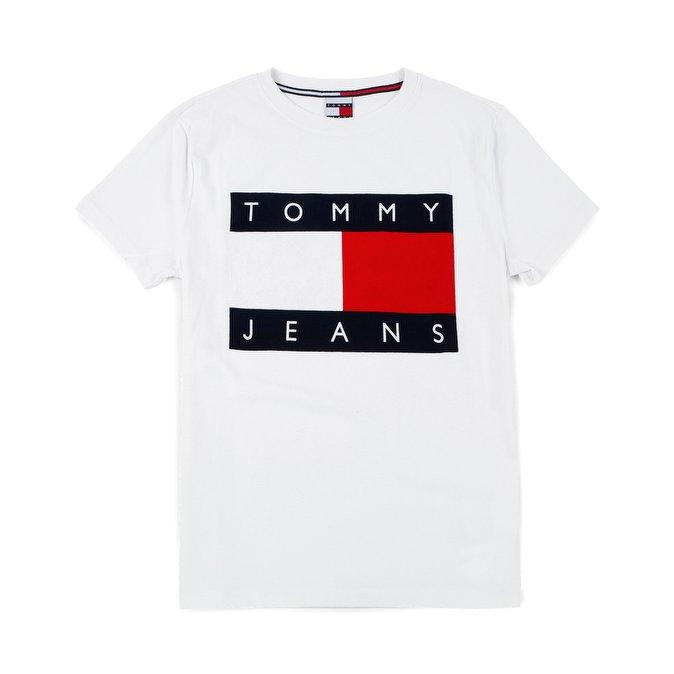 bdf254907377e8 Tommy hilfiger t shirt Logos