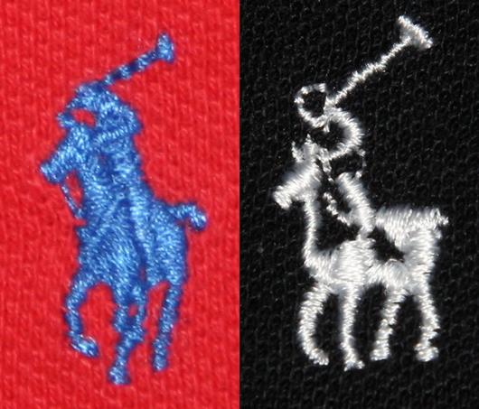 Fake Polo Logos