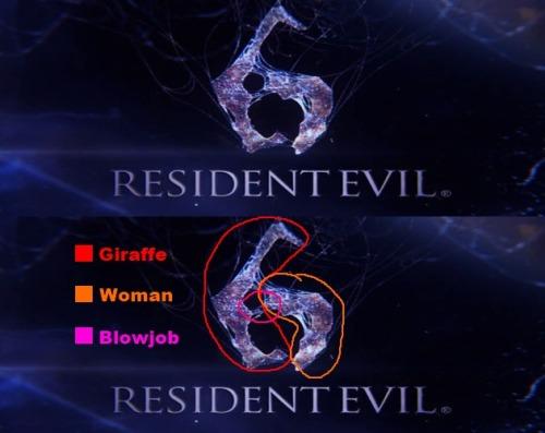 Resident Evil 6 Logos