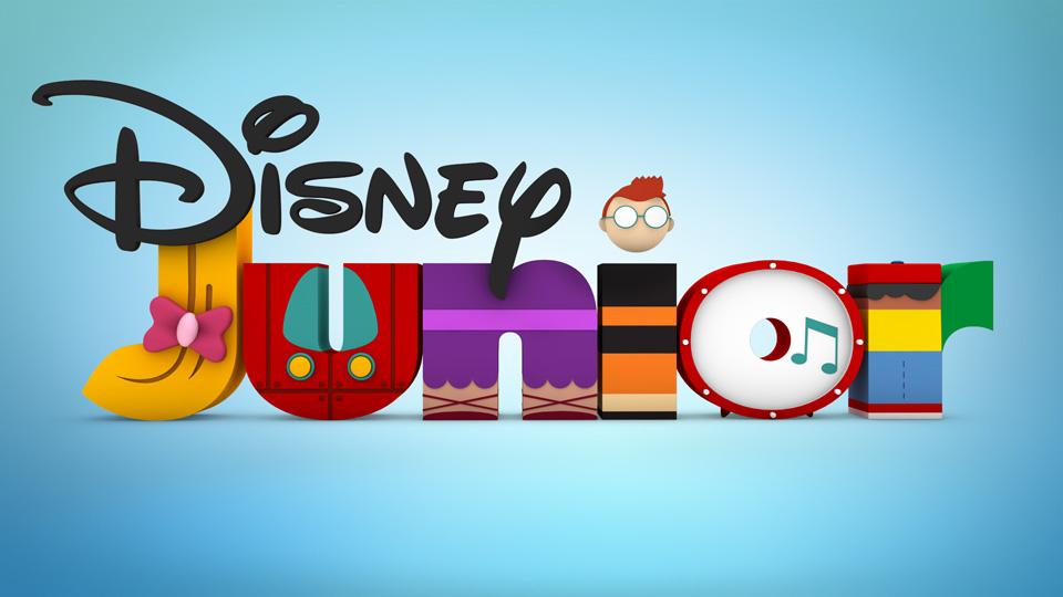 disney junior logos