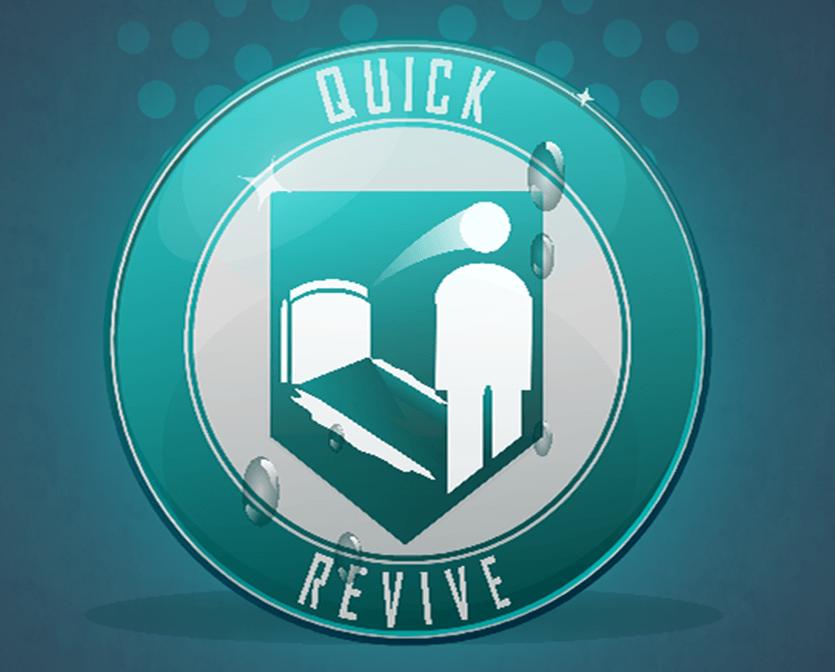 Quick Revive Logos