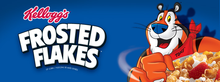 Frosted flakes Logos