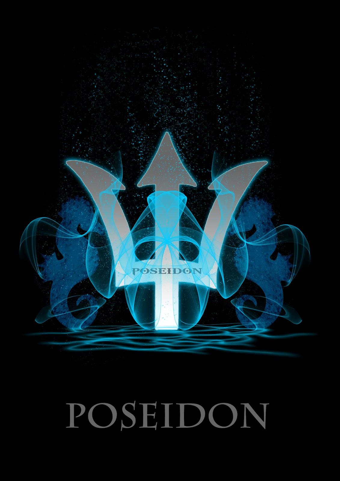 Poseidon symbol | + Percy Jackson + | Pinterest | Percy ...  |Poseidon Percy Jackson Symbol