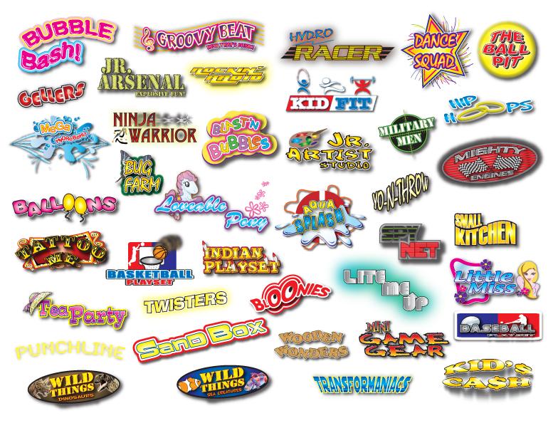 Toys Logos