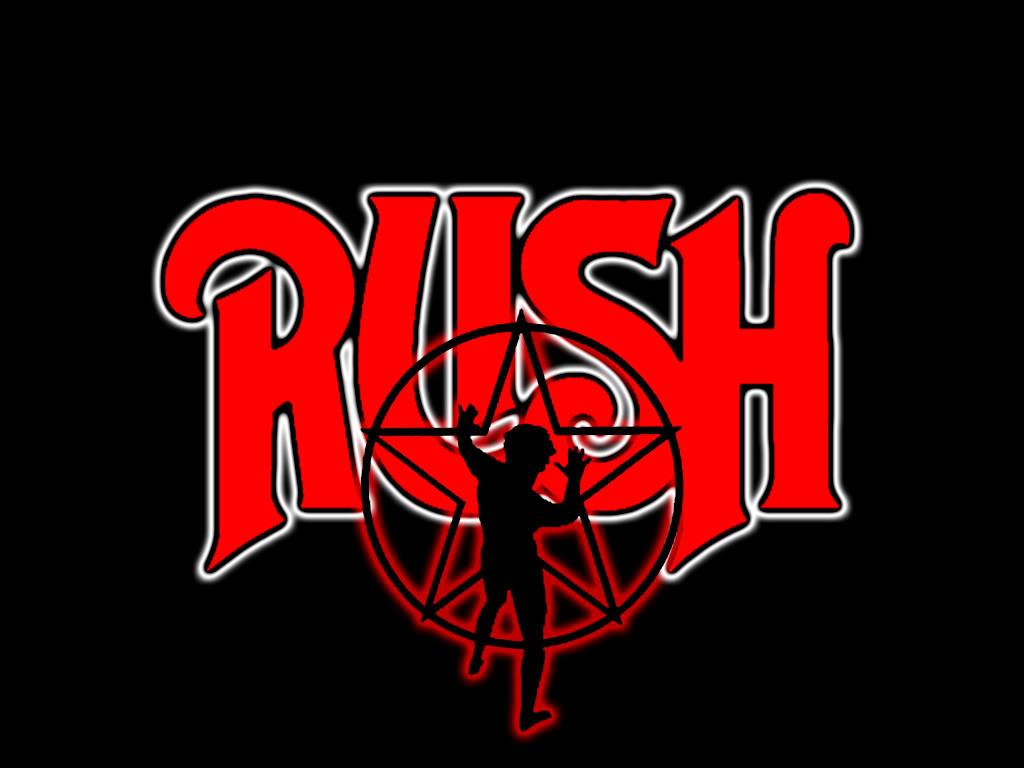 Rush band logos