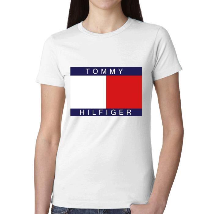 Tommy Hilfiger T Shirt Logos