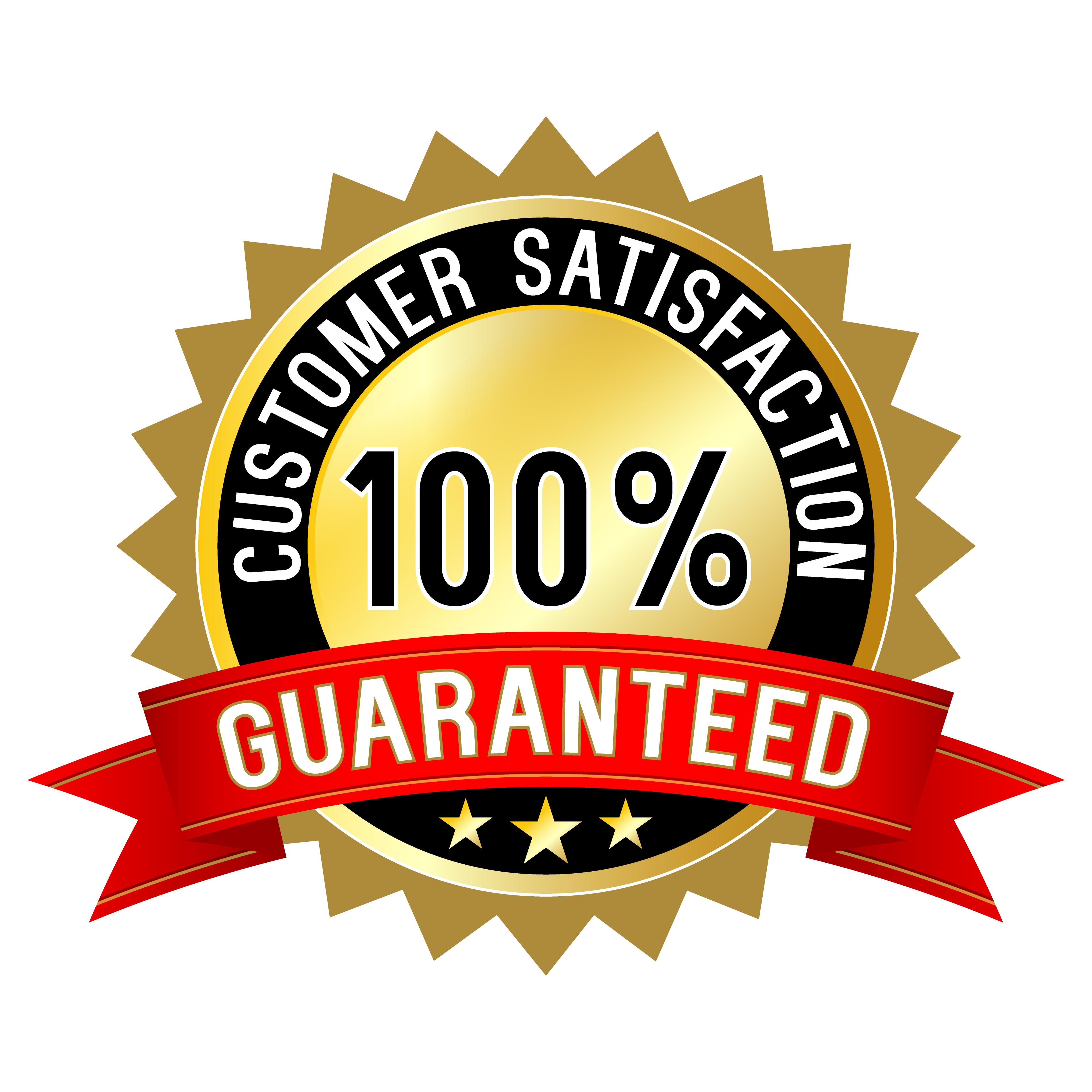 Satisfaction Guaranteed Logos
