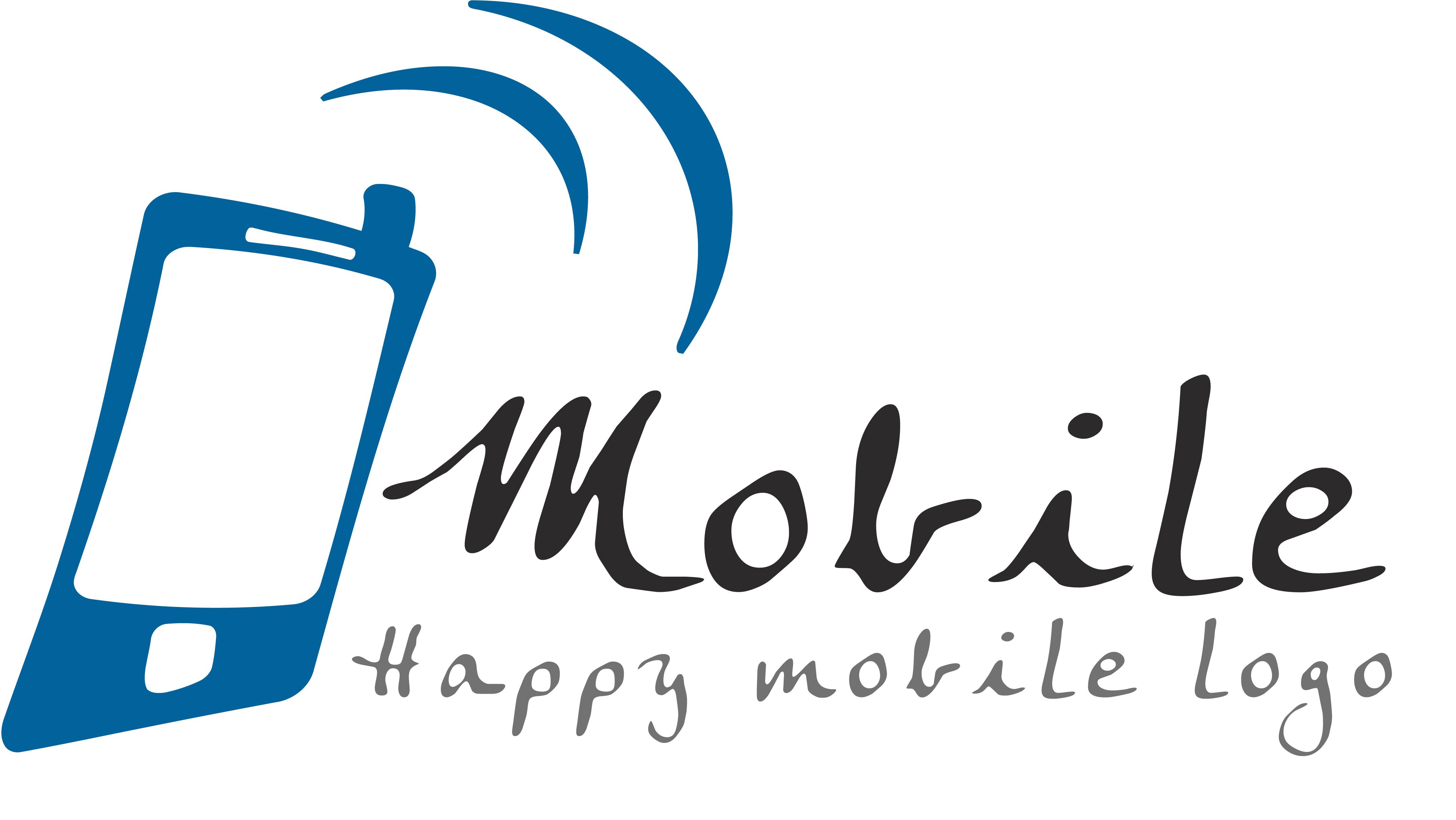 Mobile logos for Mobile logo
