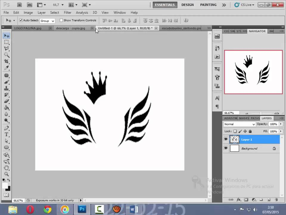 Como Hacer Un Logos