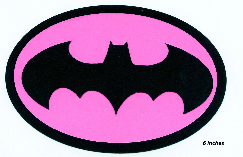Printable Batgirl Logos