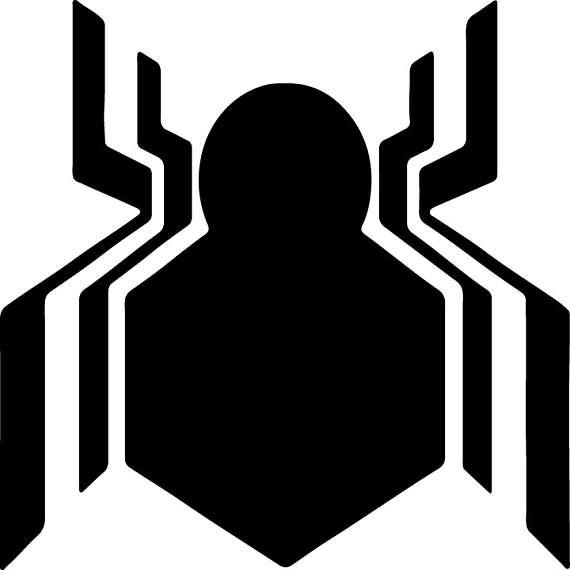 spiderman homecoming spider logos