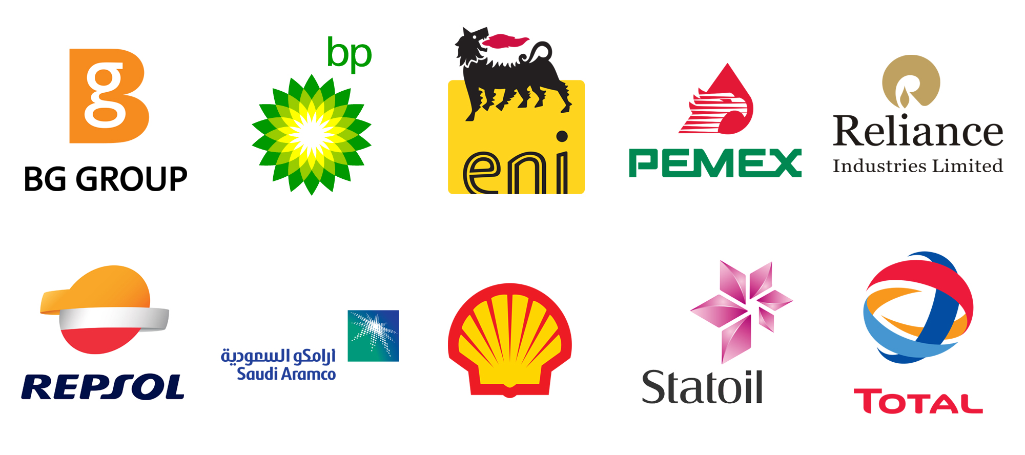 Oil and gas Logos