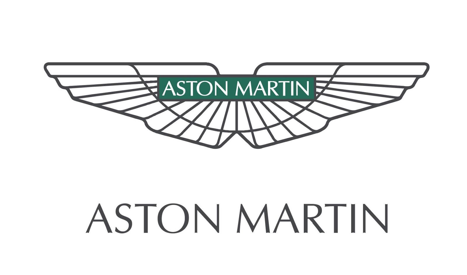 Aston Martin Logos