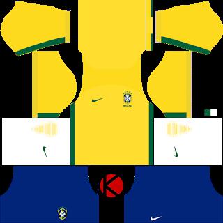 71d3f2322 dream league soccer brazil kits 2017