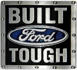 Paul Obaugh Ford >> Built ford tough Logos