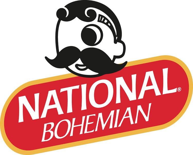 Image result for national bohemian logo