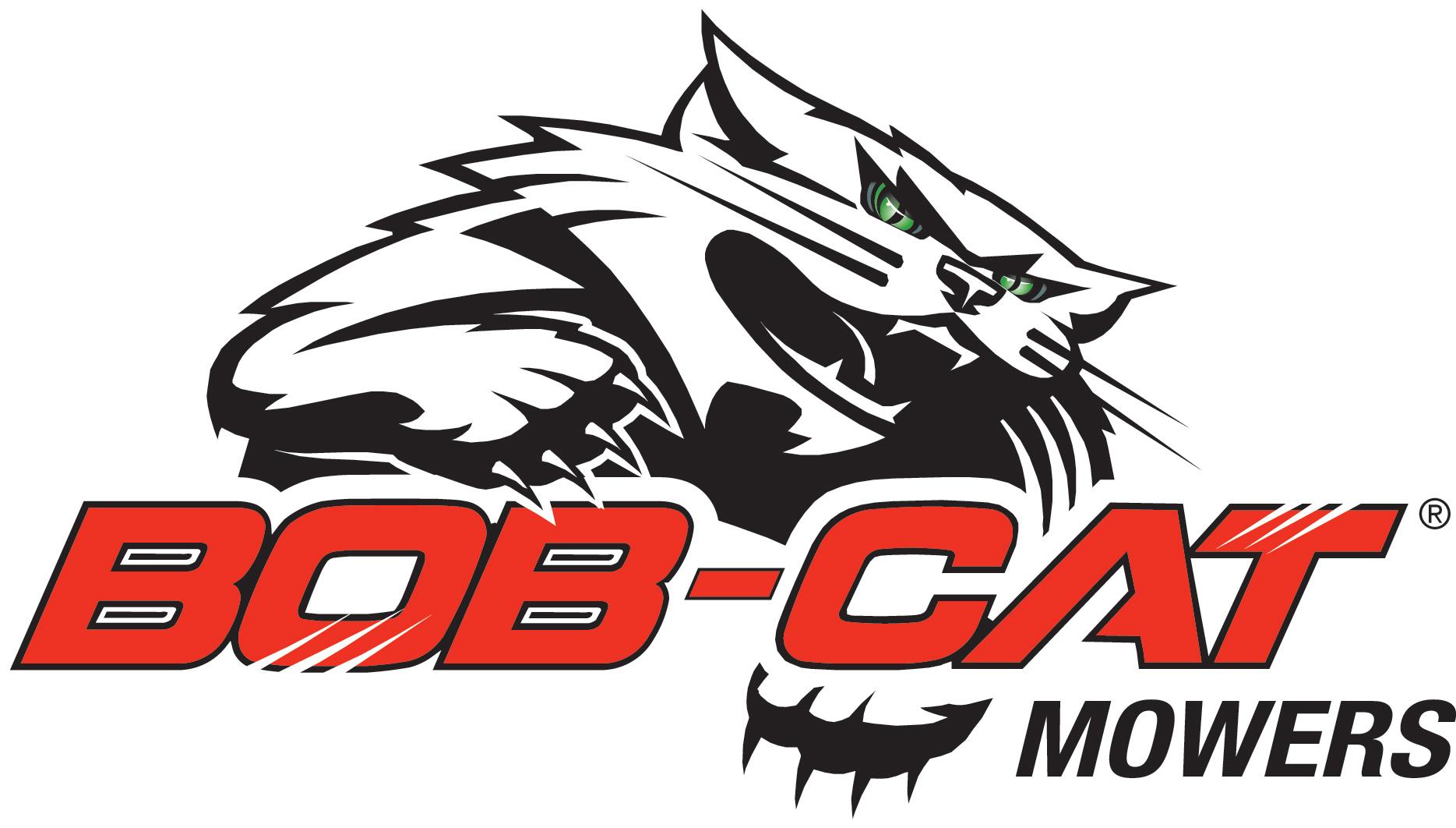 Bobcat mower Logos