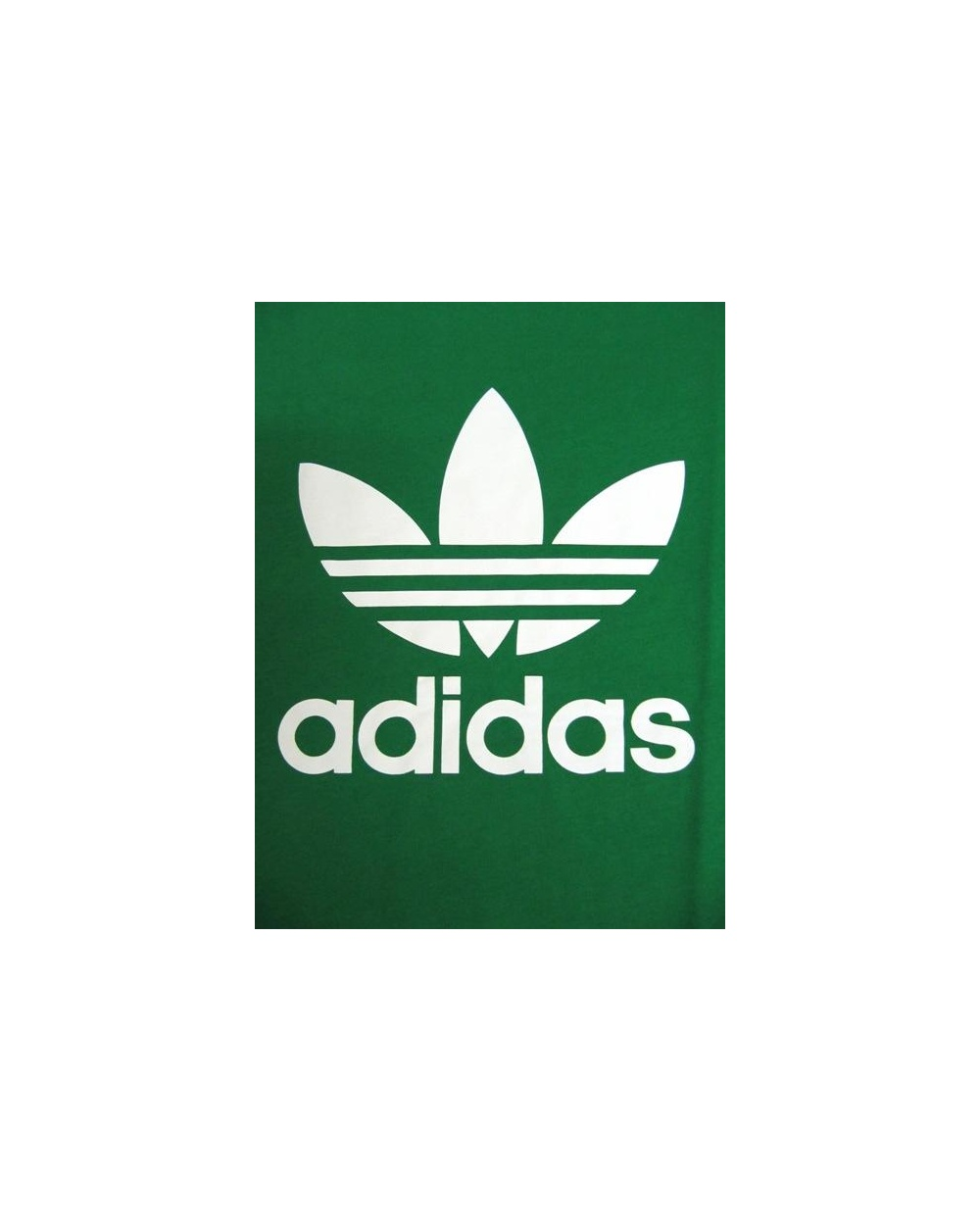 Green Adidas Logos