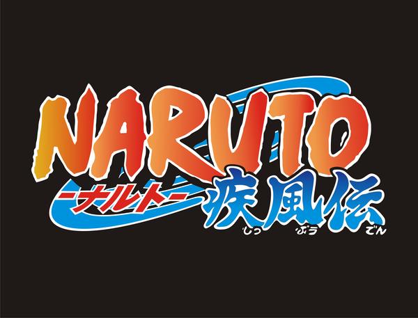 Naruto Shippuden Logos