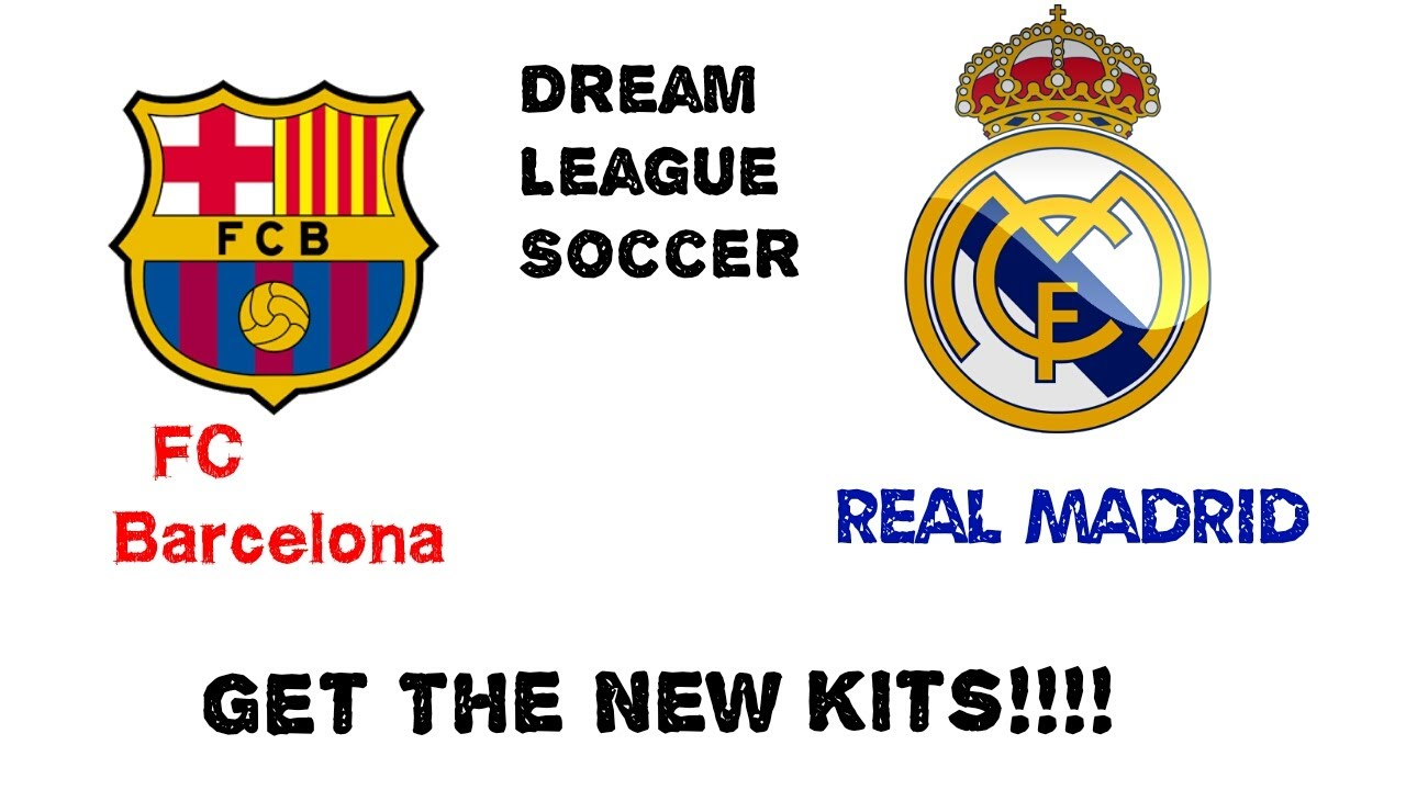outlet store 57af1 1f263 Dream league soccer barcelona Logos