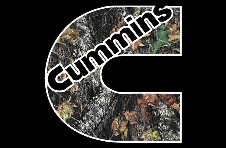 Camo Cummins Logos