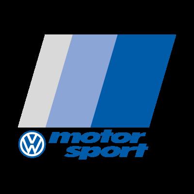 Volkswagen Racing Auto Vector Logo