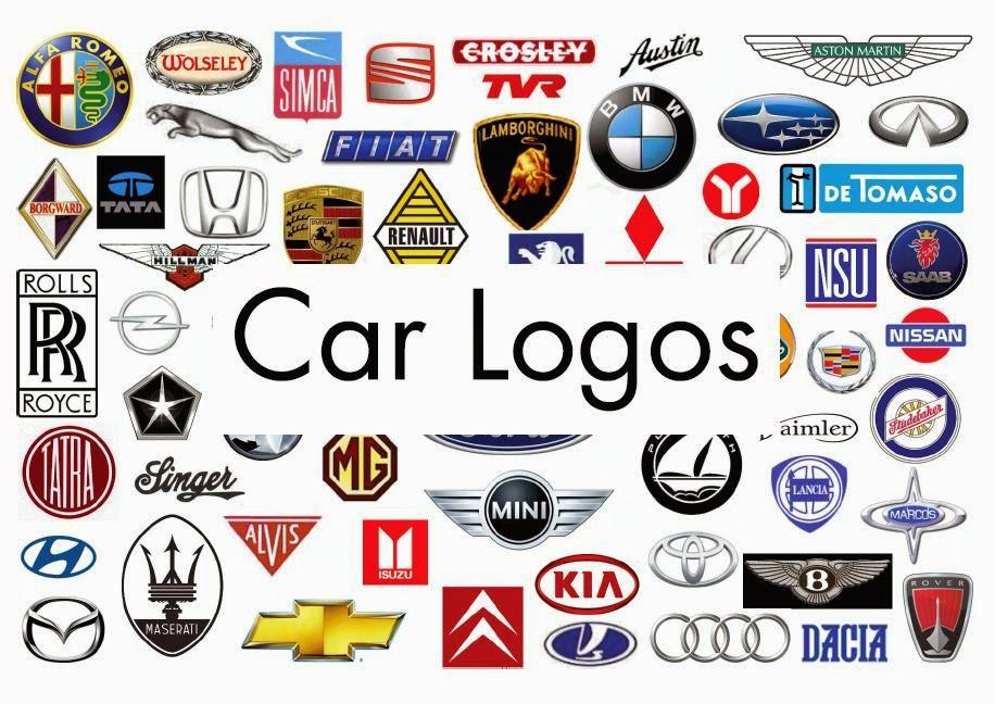 V Car Logos