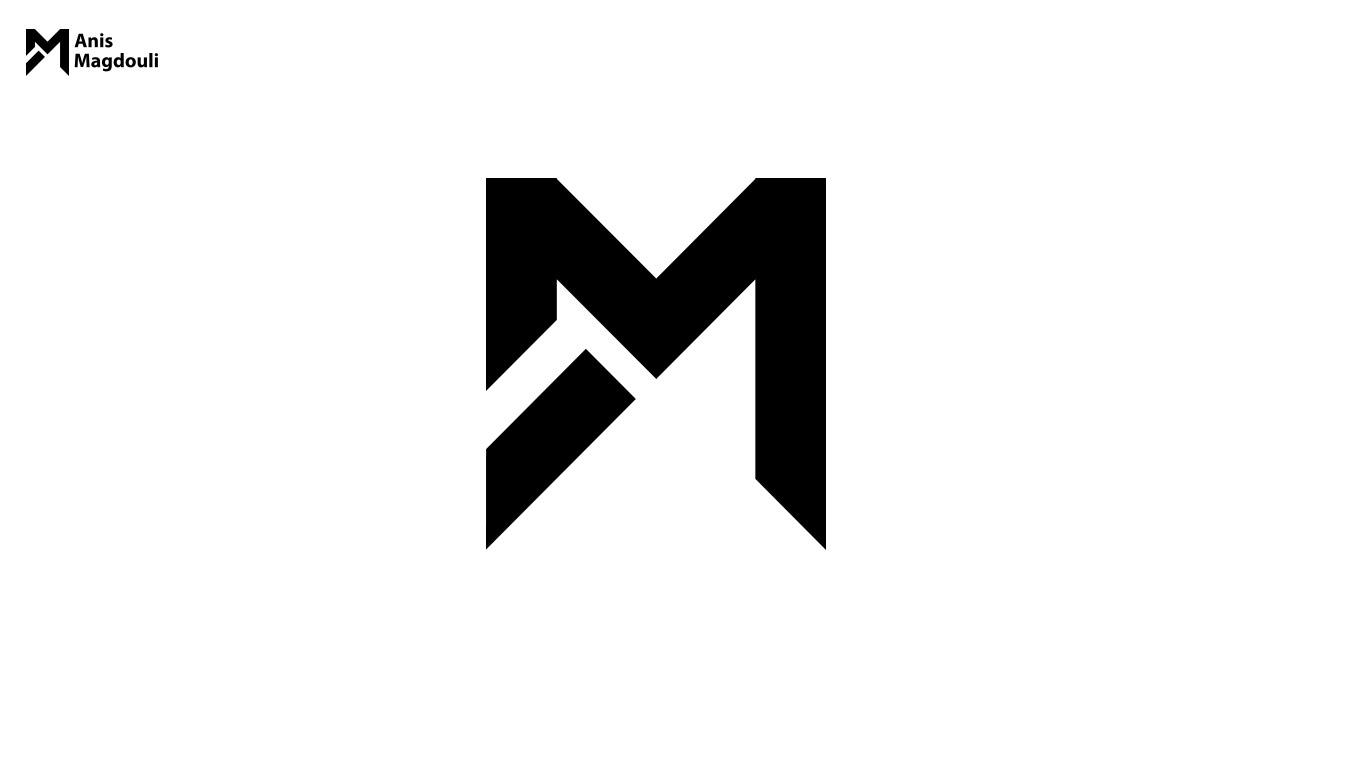 Cool M Logos