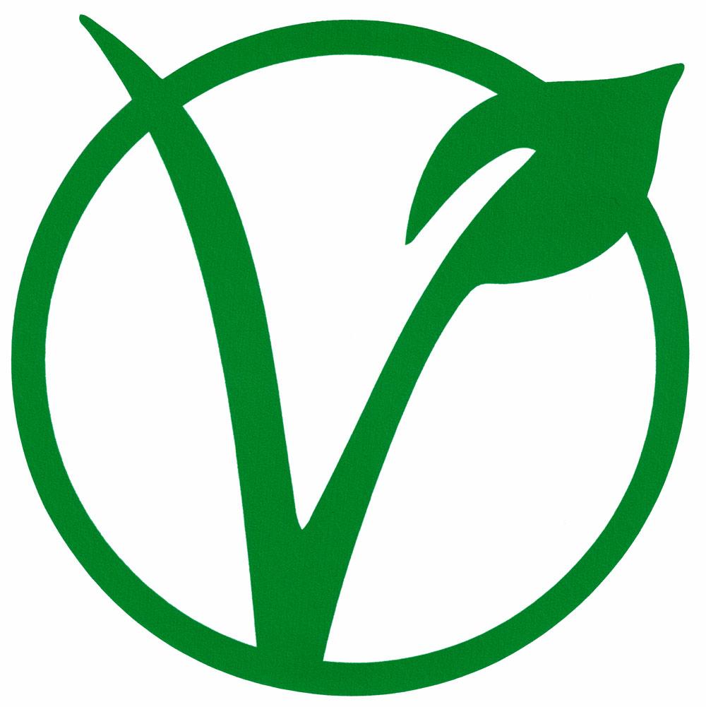 Vegetarian sign Logos
