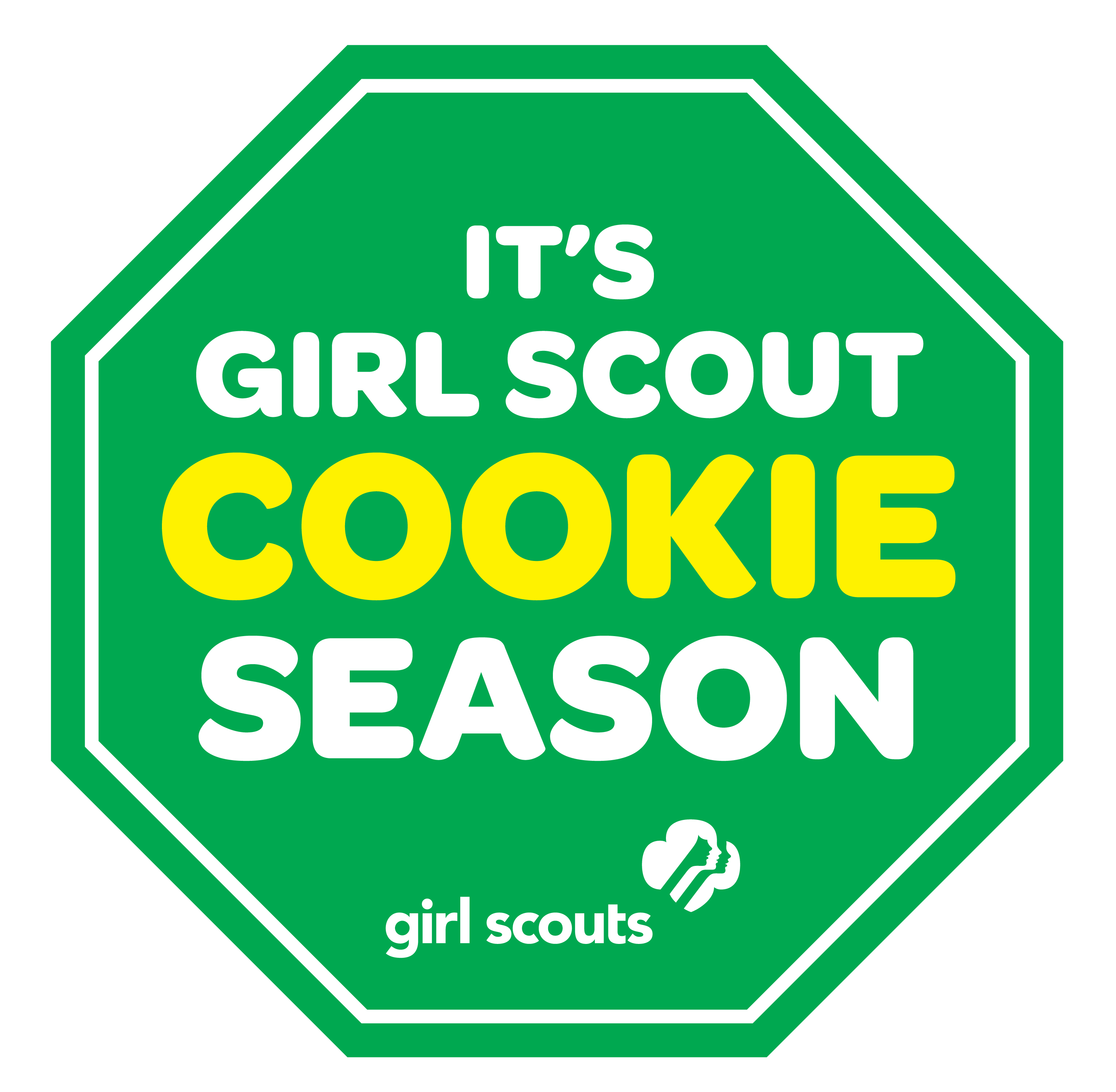 Girl Scout Cookie Logos
