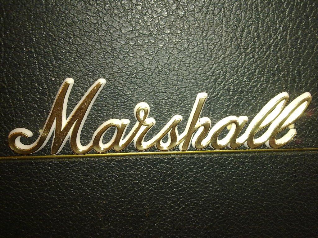 Marshall amp Logos