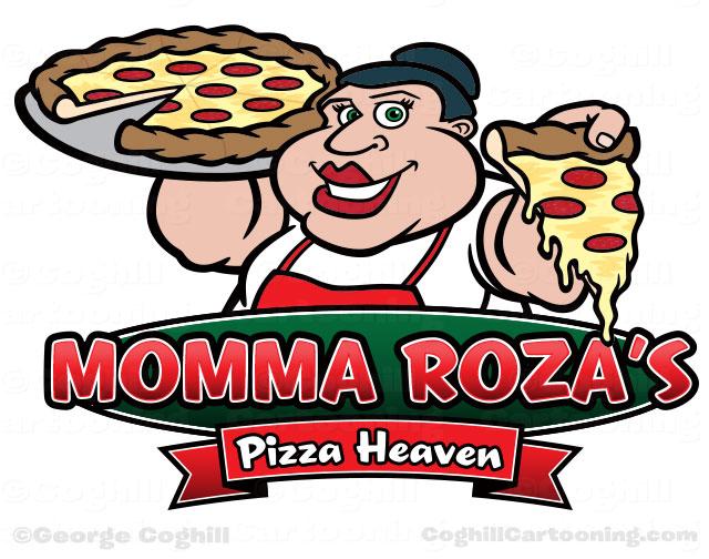 pizza restaurant logo design joy studio design g ery