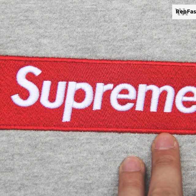 Supreme Scribble Box Logo - Just Me And Supreme