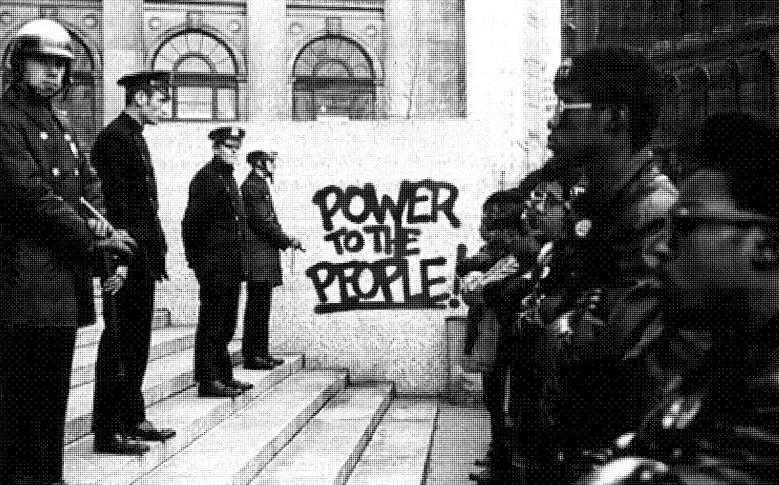 Black Panther Party Logos