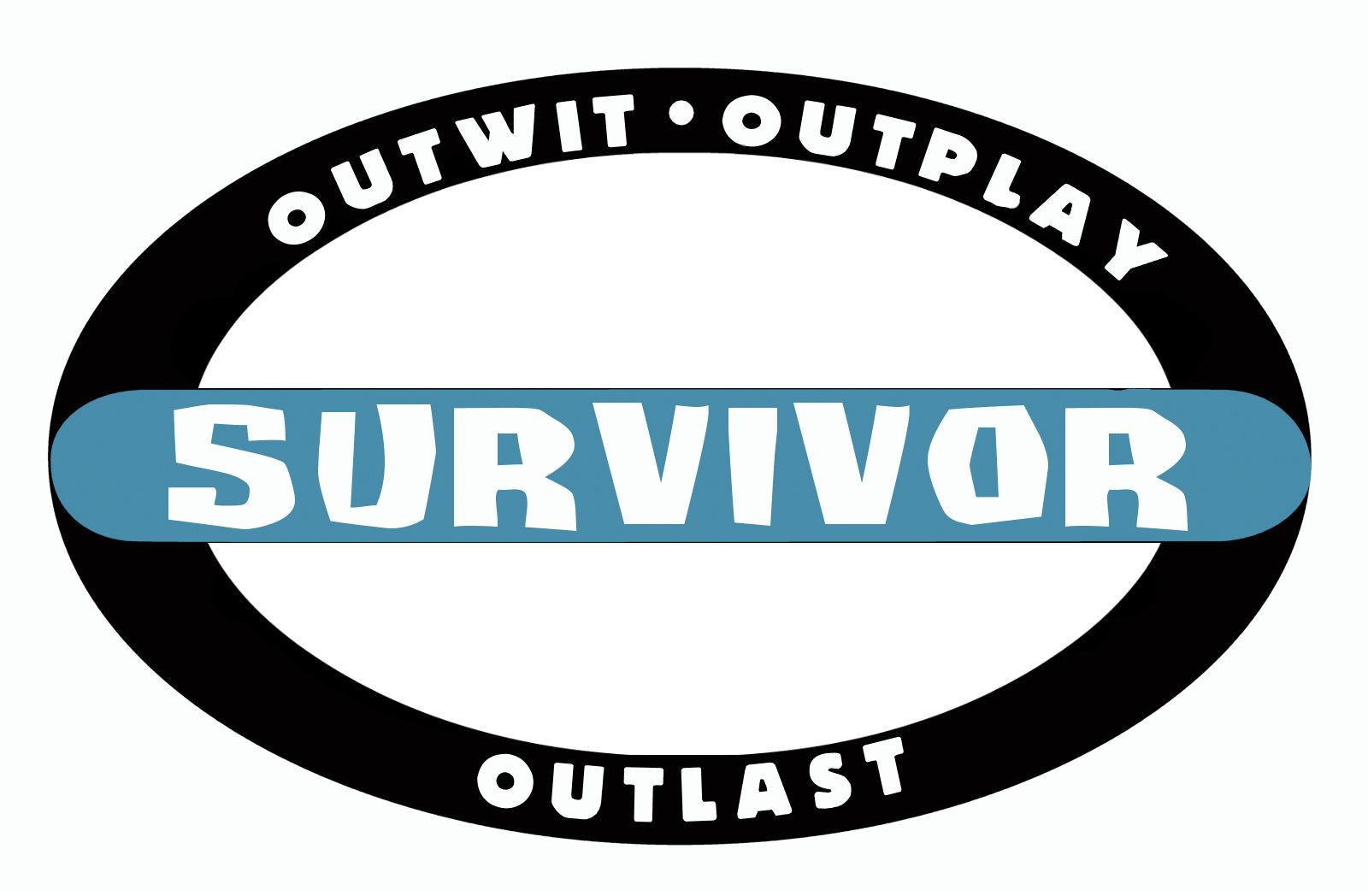 Editable survivor logos maxwellsz