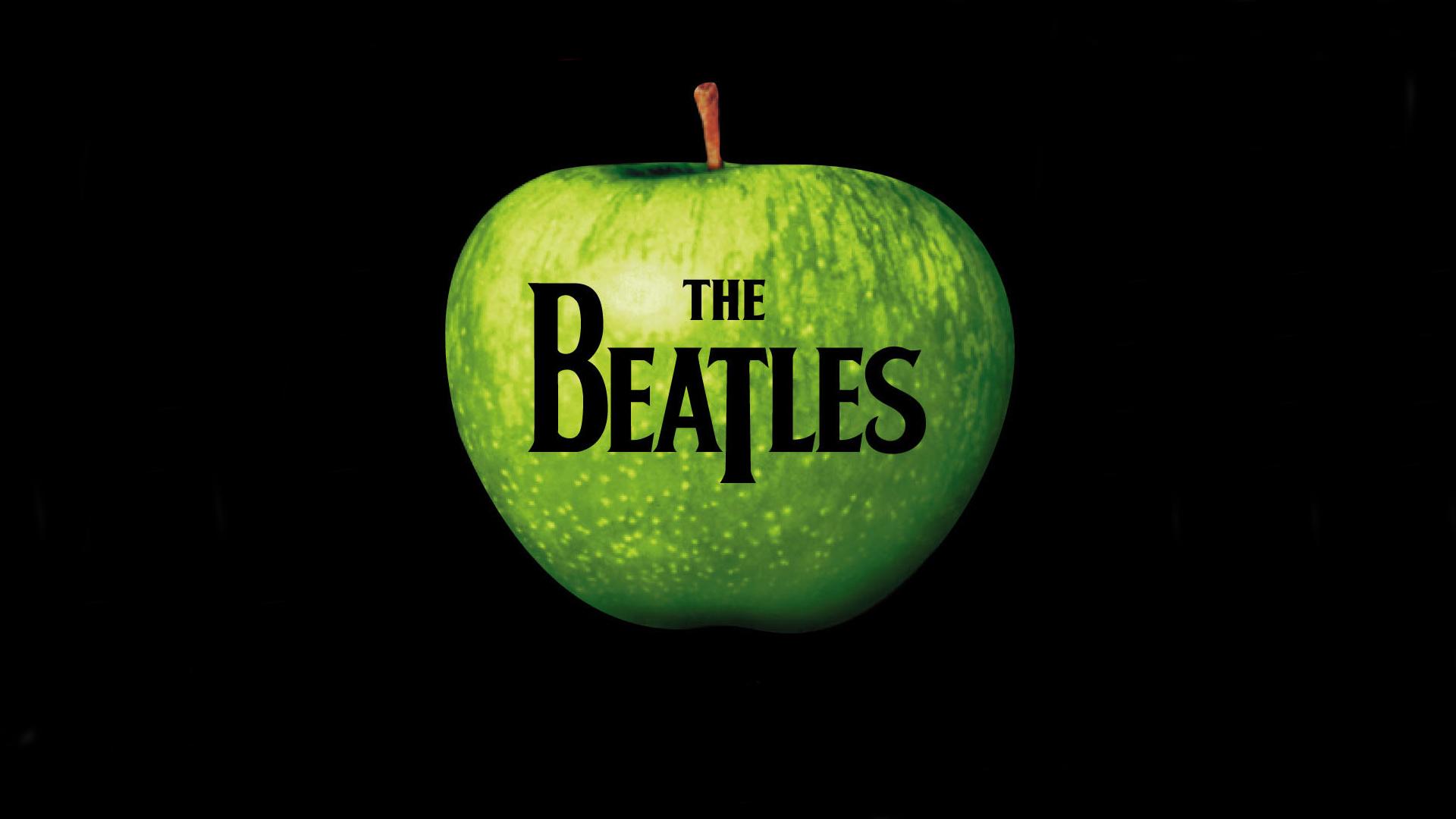 Beatles apple Logos