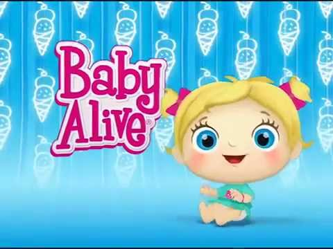 Baby Alive Logos