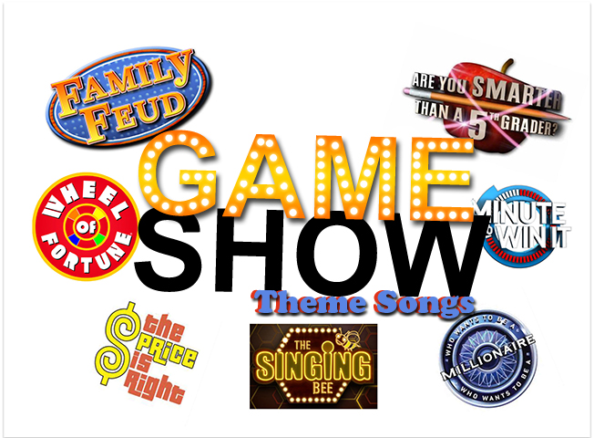 Download Classic Game Show Logos Images