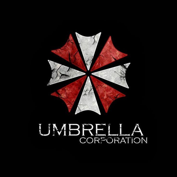 Resident Evil Umbrella Corporation Logos