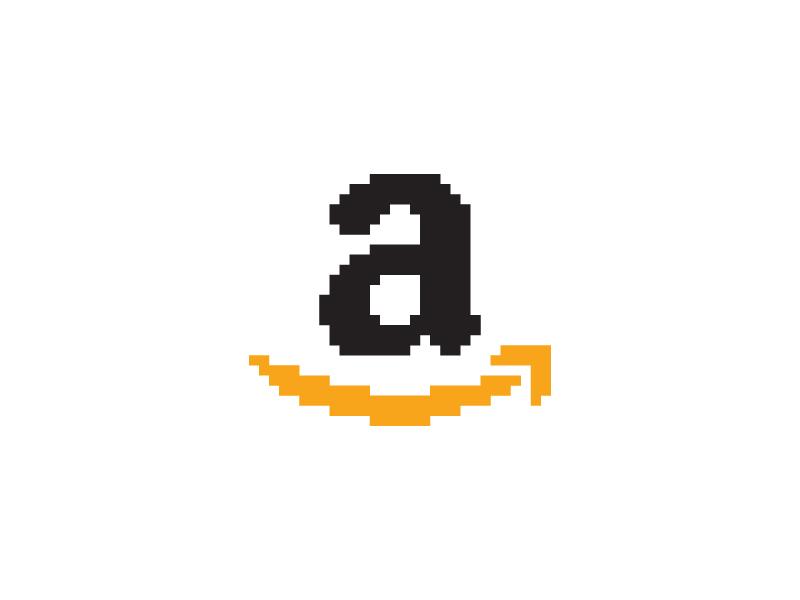 Pixel Art Logos