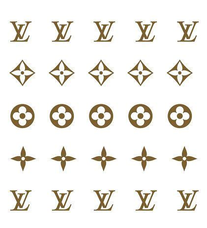 Louis Vuitton Monogram Logos