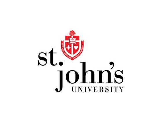 Image result for st john's university logo