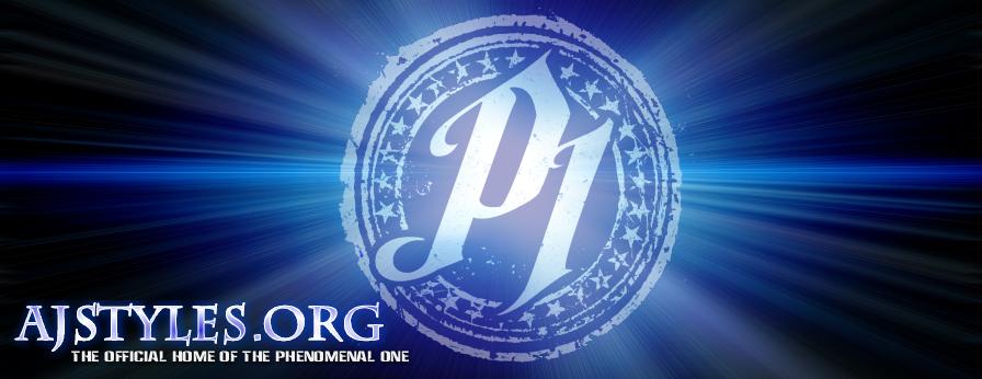 Aj Styles P1 Logos