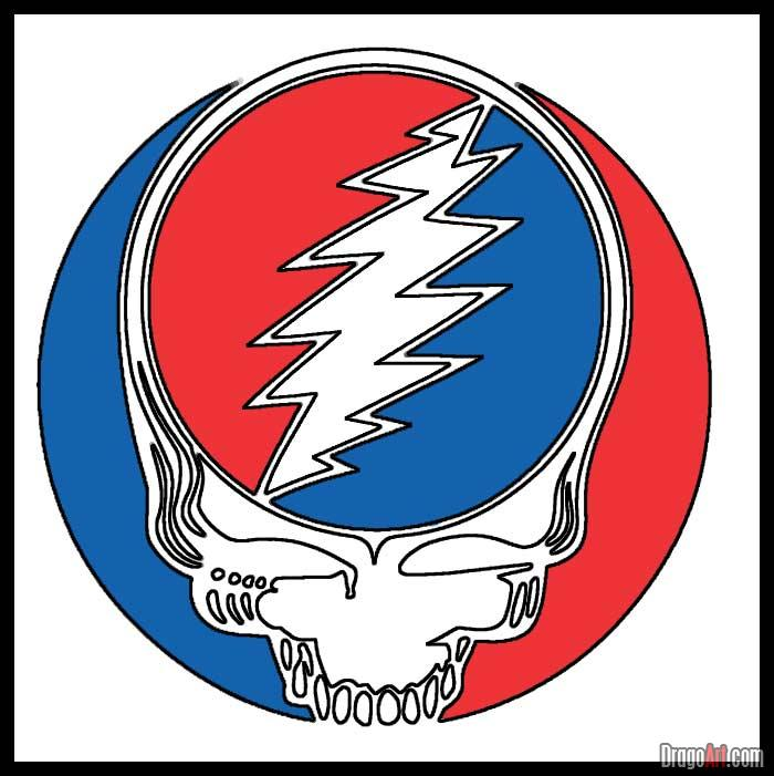 Grateful Dead Logos