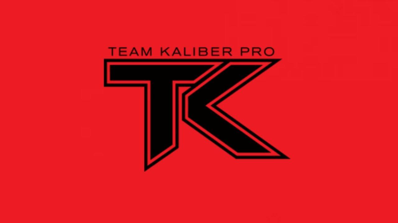 Team kaliber Logos